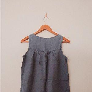 Linen Summer Dress by ARTISAN N.Y.
